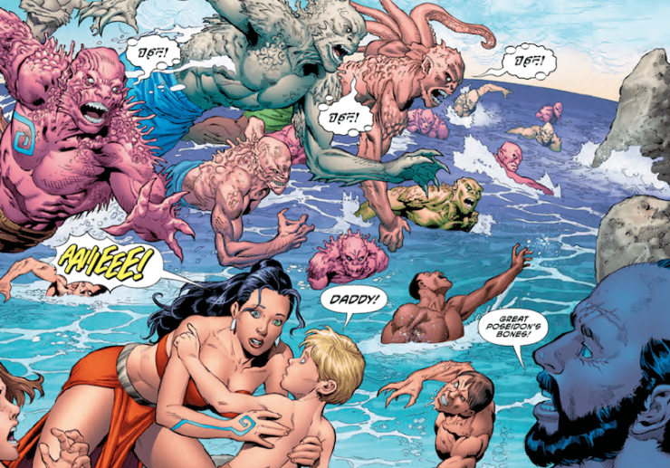 Aquaman #41 Review