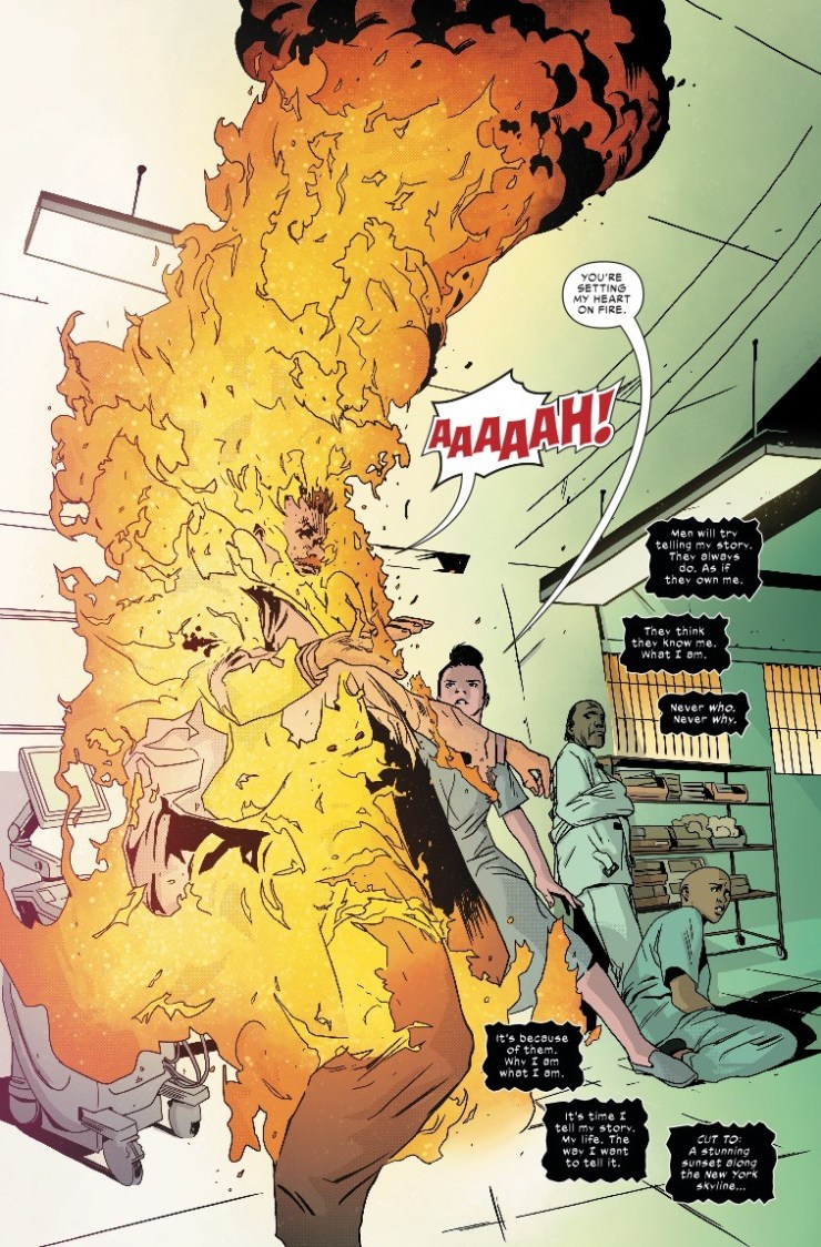 Typhoid Fever: Spider-Man #1 Review