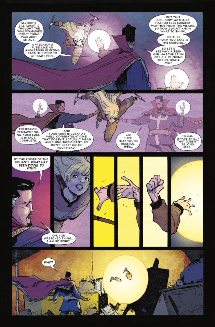 What If? Magik #1 Review