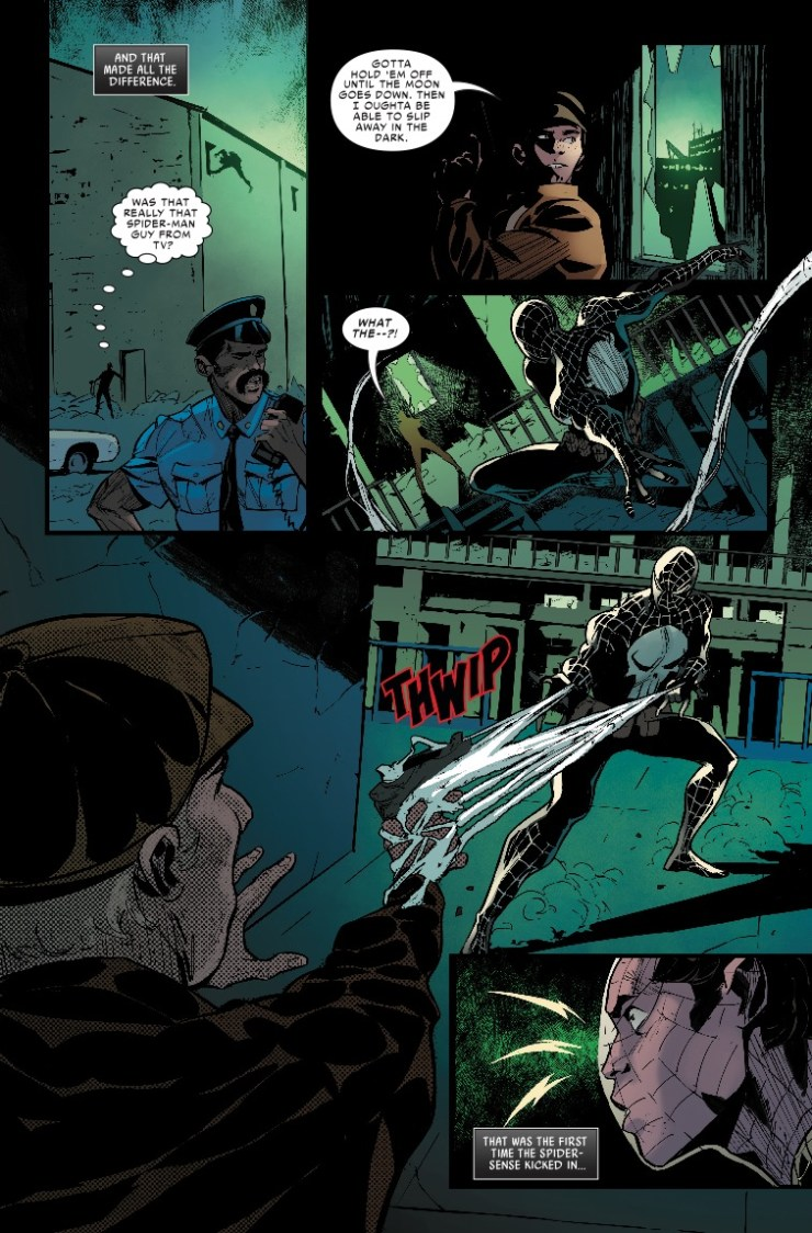 Marvel Preview: What If? Punisher #1 - What if Peter Parker punished