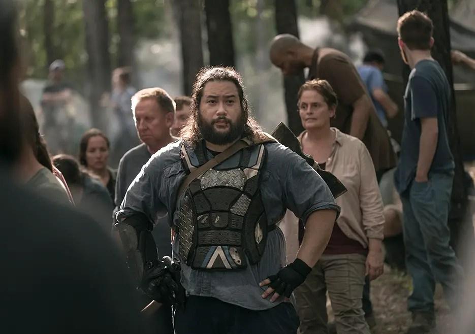 The Walking Dead Season 9, Episode 3 'Warning Signs' Review