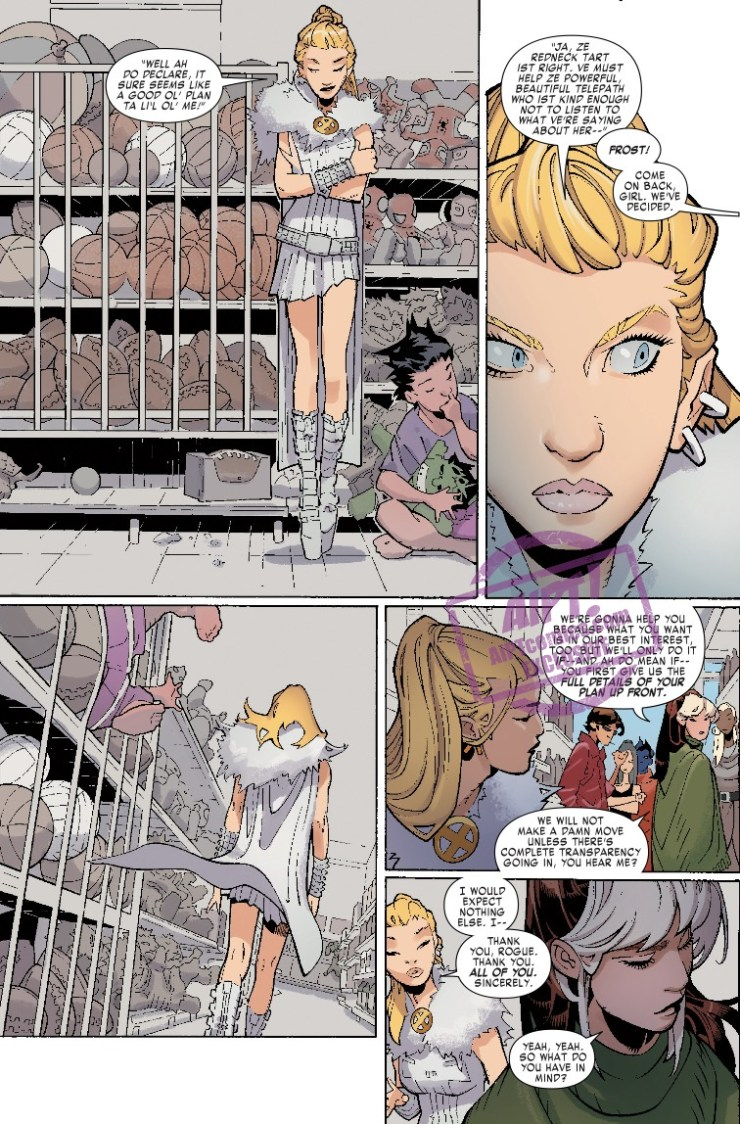 [EXCLUSIVE] Marvel Preview: X-Men Black: Emma Frost #1