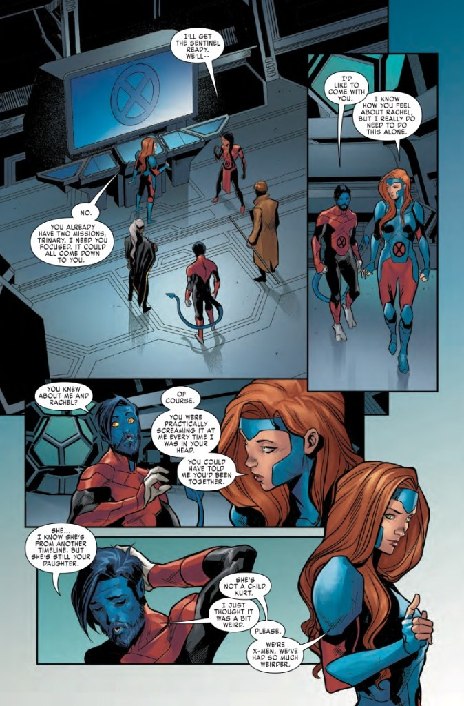 X-Men Red #9 review: This series needs to do something memorable fast before it's irrelevant