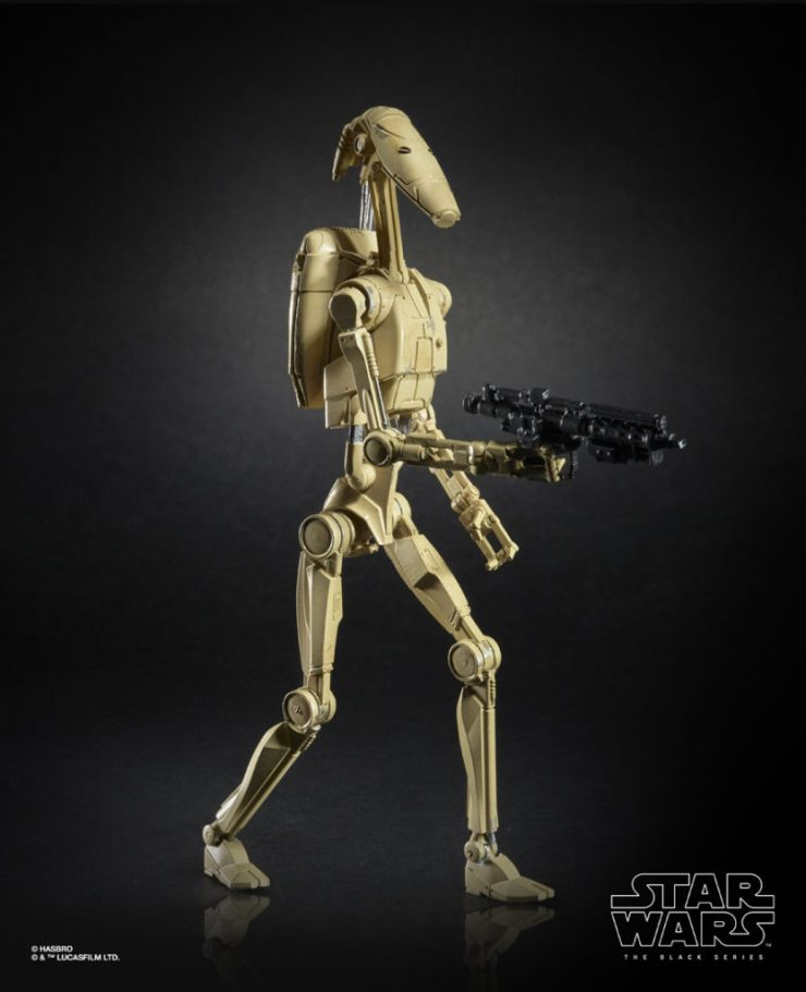 New Star Wars Black series and Vintage Collection figures coming soon