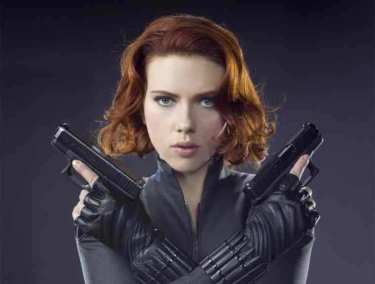 Is the final Guardian of the Galaxy Black Widow?
