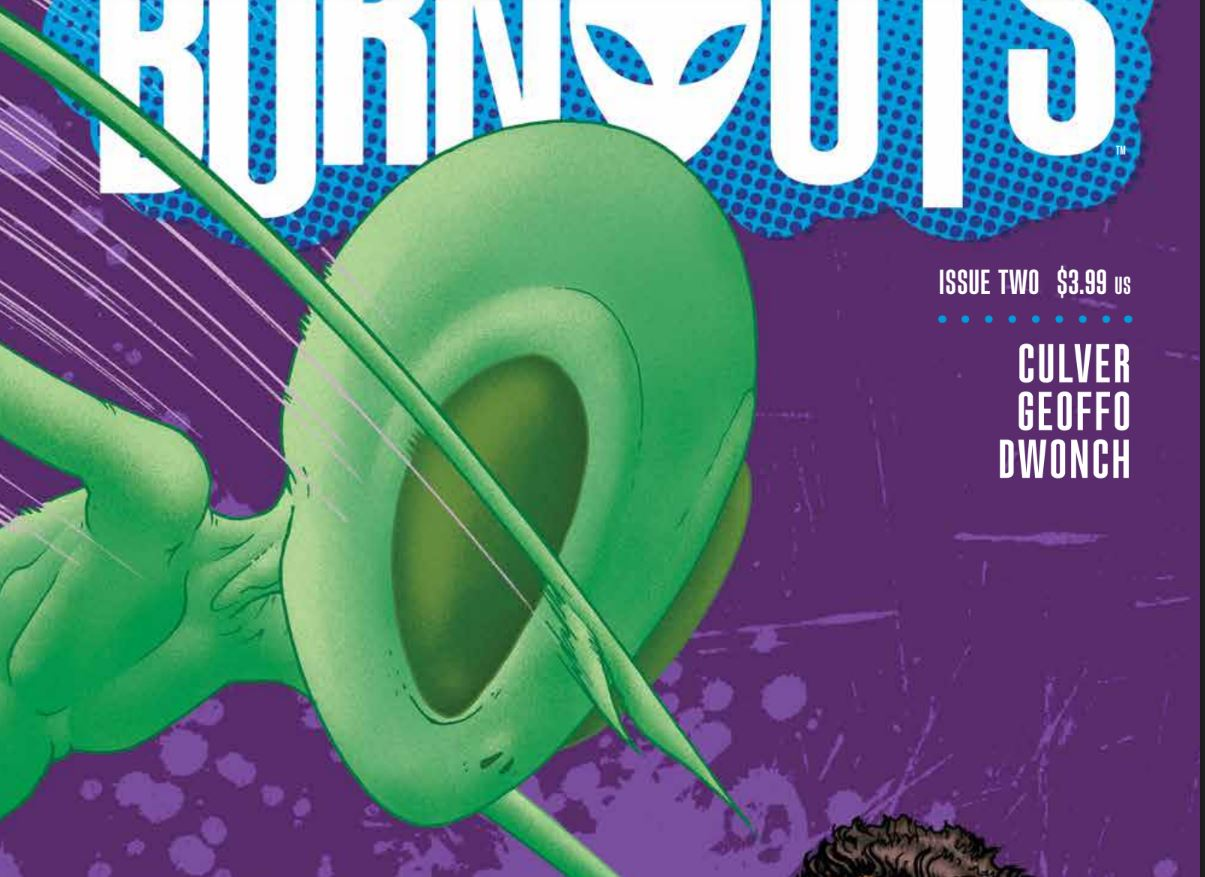 Burnouts #2 Review: Great art and characters that leave you wanting more