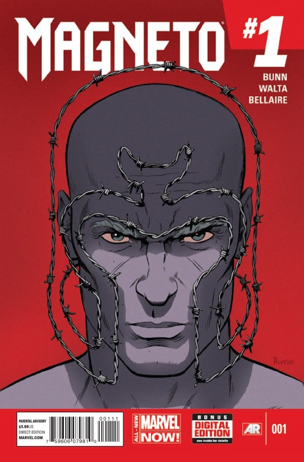 Judging by the Cover - Our favorite X-Men villain covers
