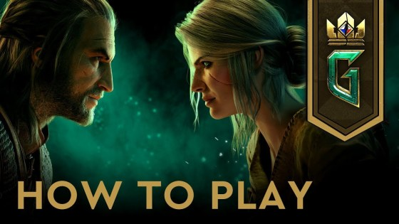 Gwent: The Witcher Card Game -- new trailer shows off launch version gameplay