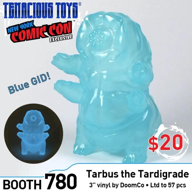 Tenacious Toys - NYCC 2018 exclusives