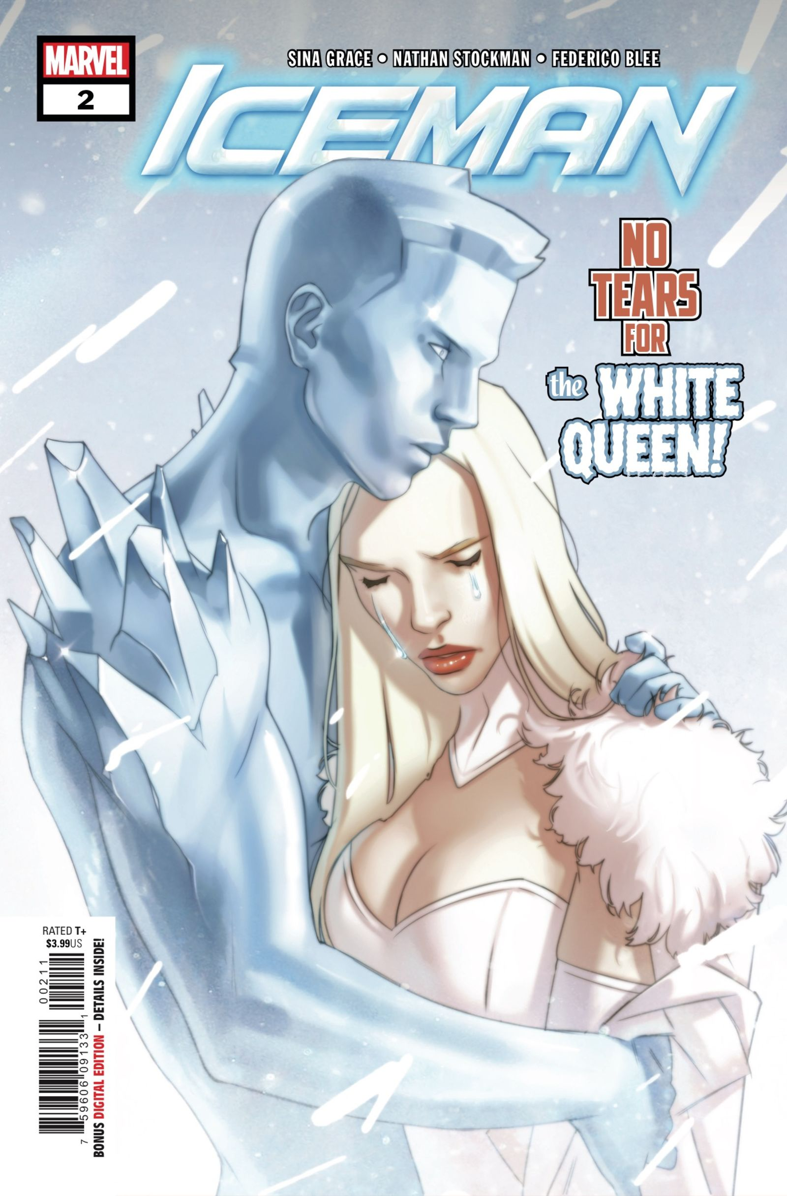 Iceman #2 Review