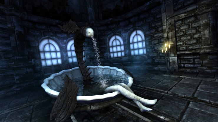 Amnesia Collection Review (Xbox One) - Just as horrifying, 8 years later