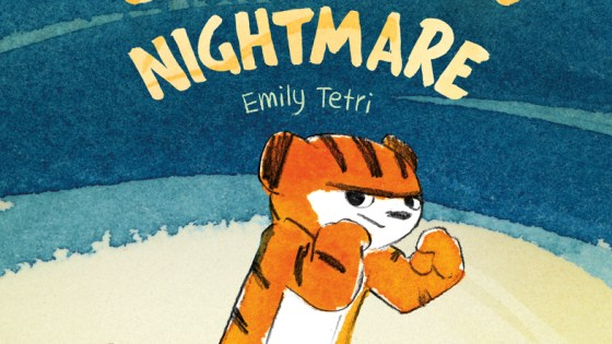 'Tiger vs. Nightmare' provides a great story that any growing child can understand.