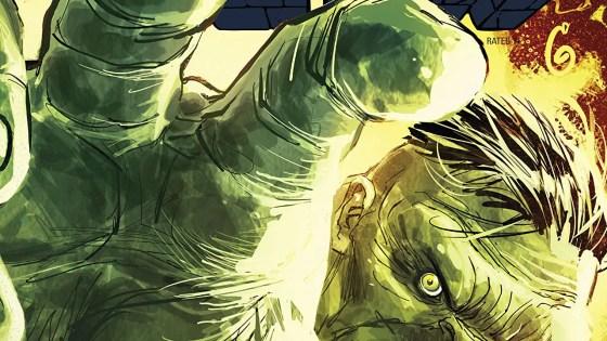 Hulk + magic = big changes.