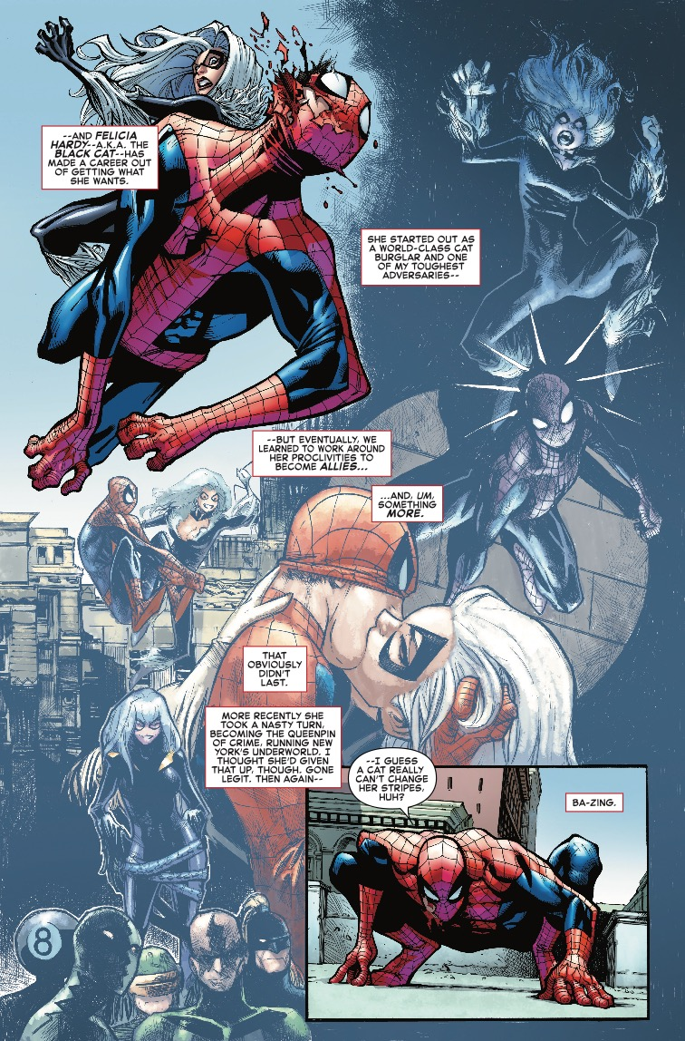 Amazing Spider-Man #9 Review