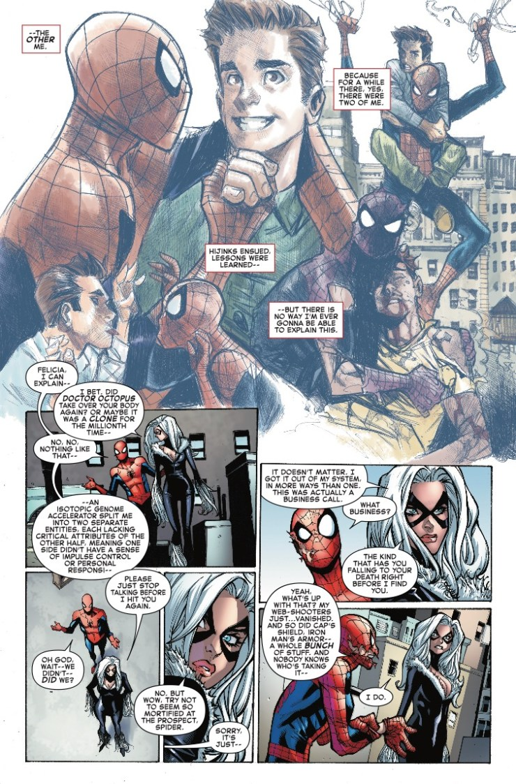 Marvel Preview: Amazing Spider-Man #9