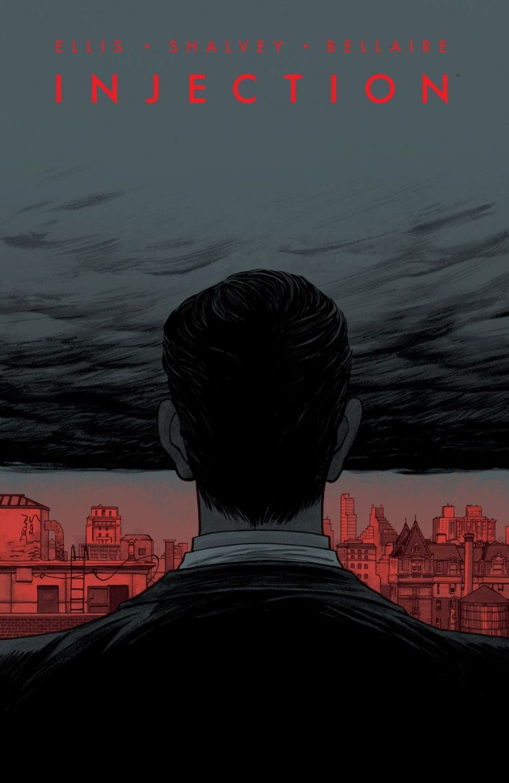 Injection Deluxe Edition Vol. 1 review: A science-fiction masterpiece