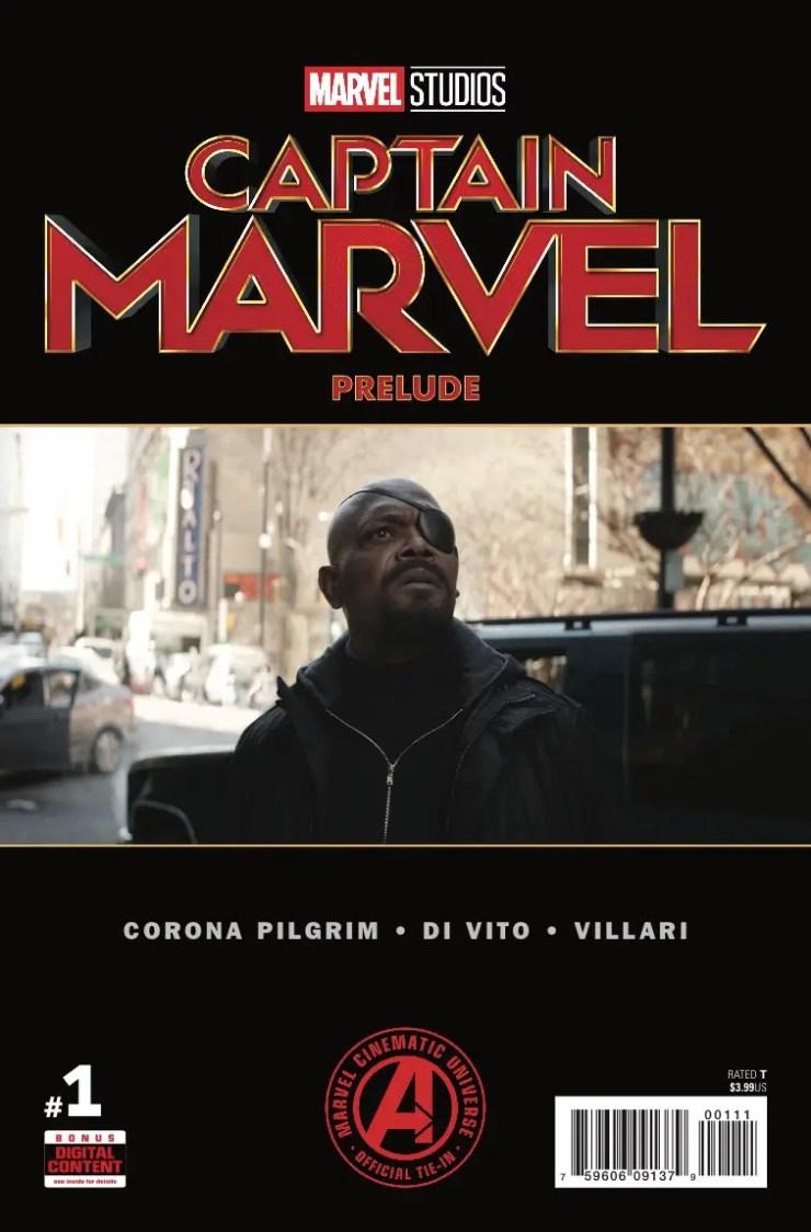 Marvel Preview: Captain Marvel Prelude #1