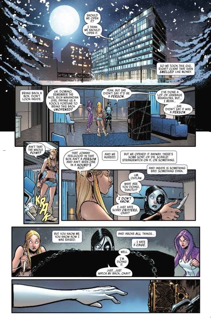 Marvel Preview: Domino #8