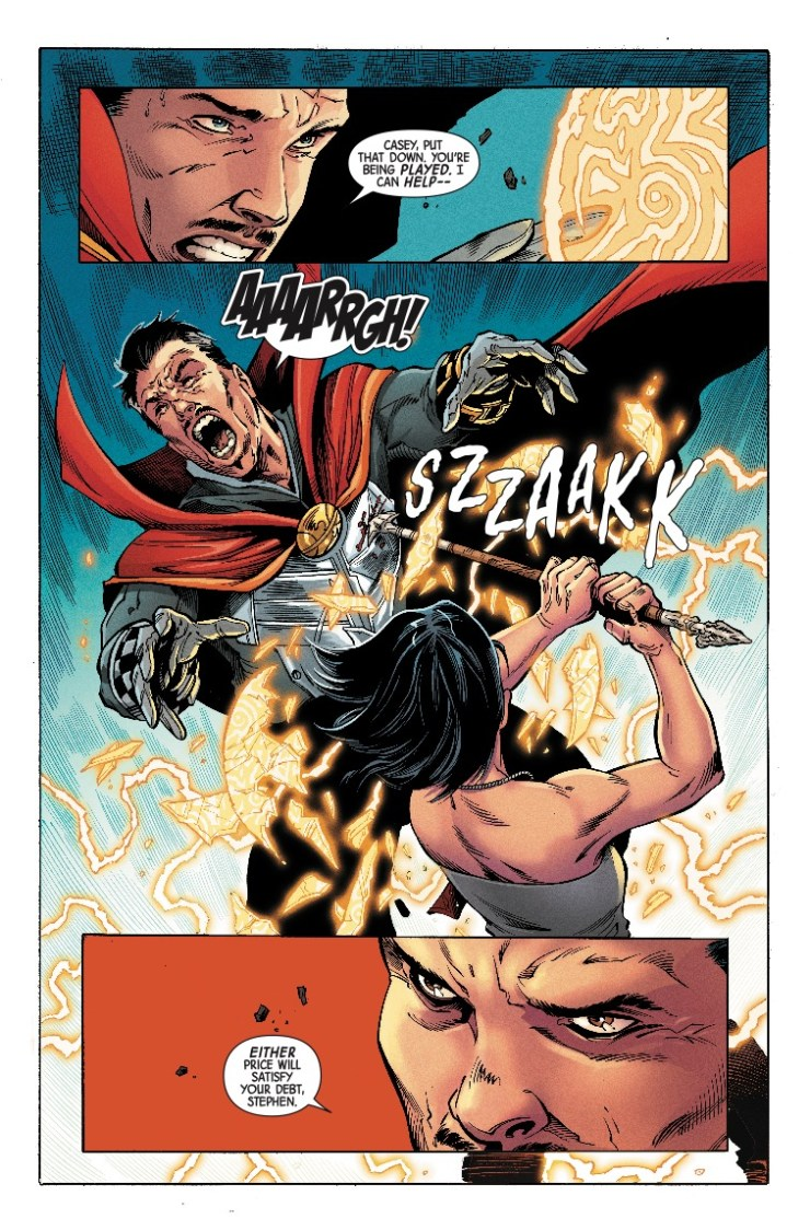 Marvel Preview: Doctor Strange #8