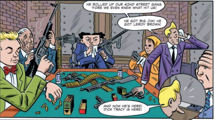 Dick Tracy: Dead or Alive #2 review