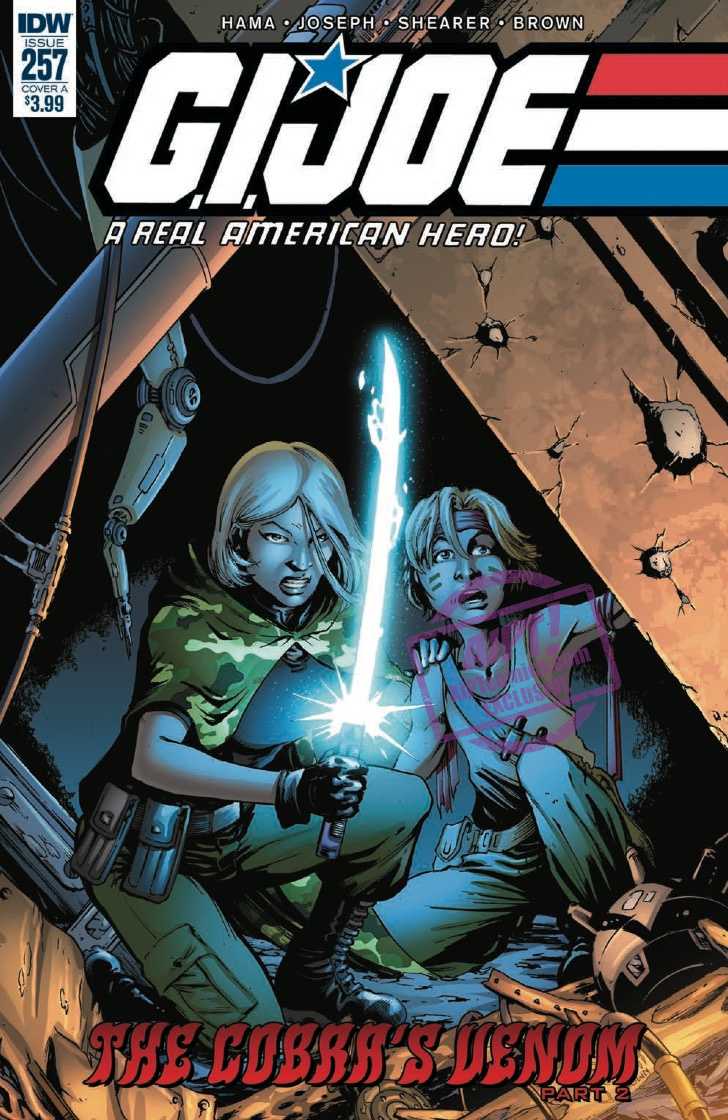 [EXCLUSIVE] IDW Preview: G.I. Joe: A Real American Hero #257
