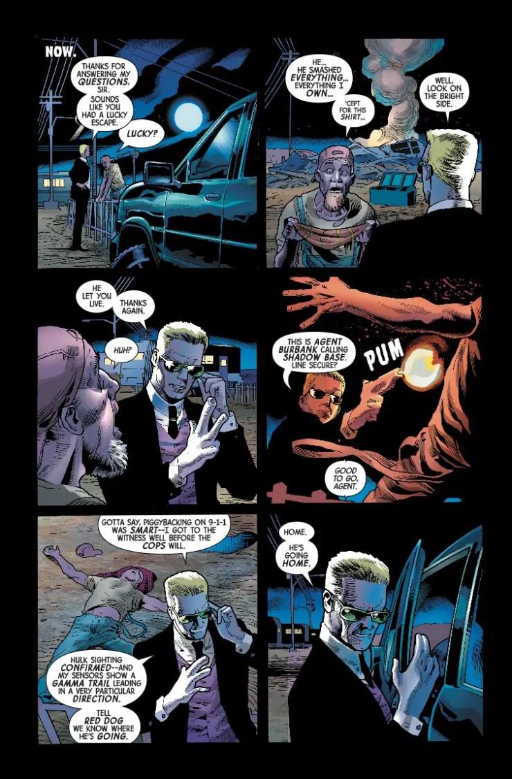 Marvel Preview: Immortal Hulk #9