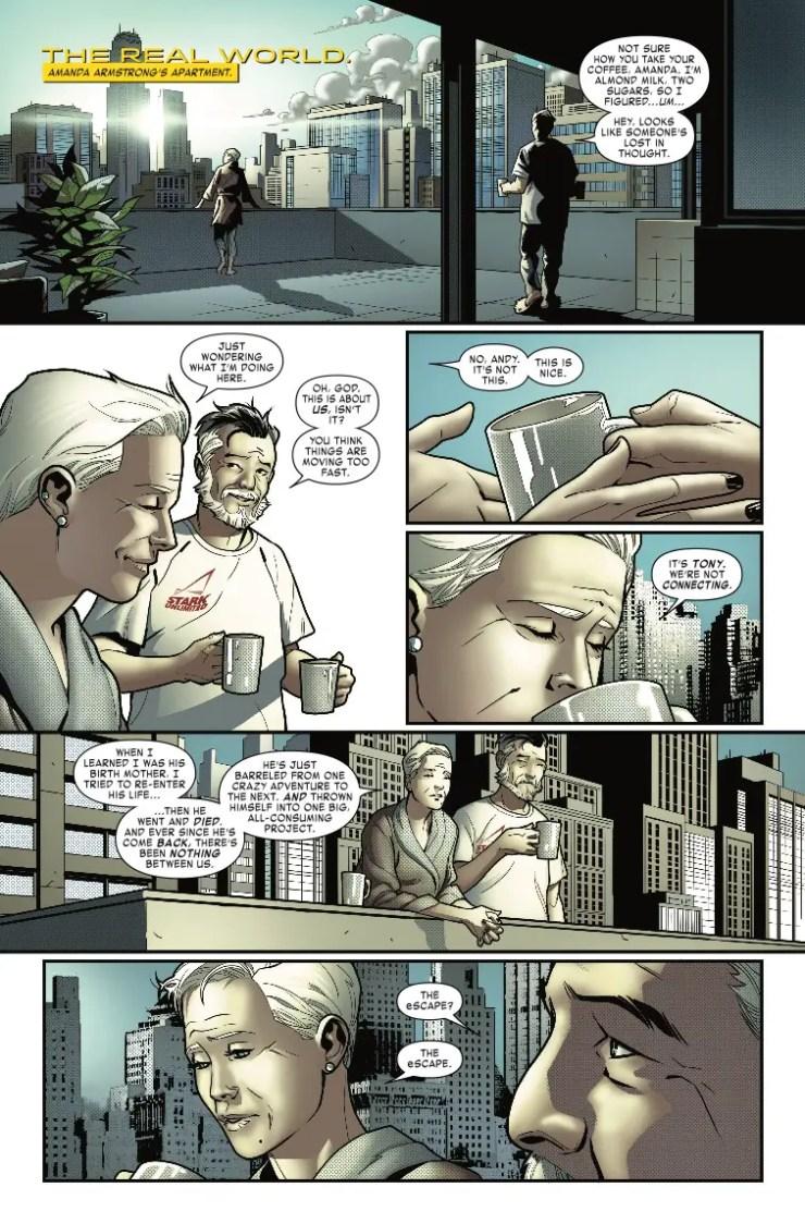 Marvel Preview: Tony Stark: Iron Man #6