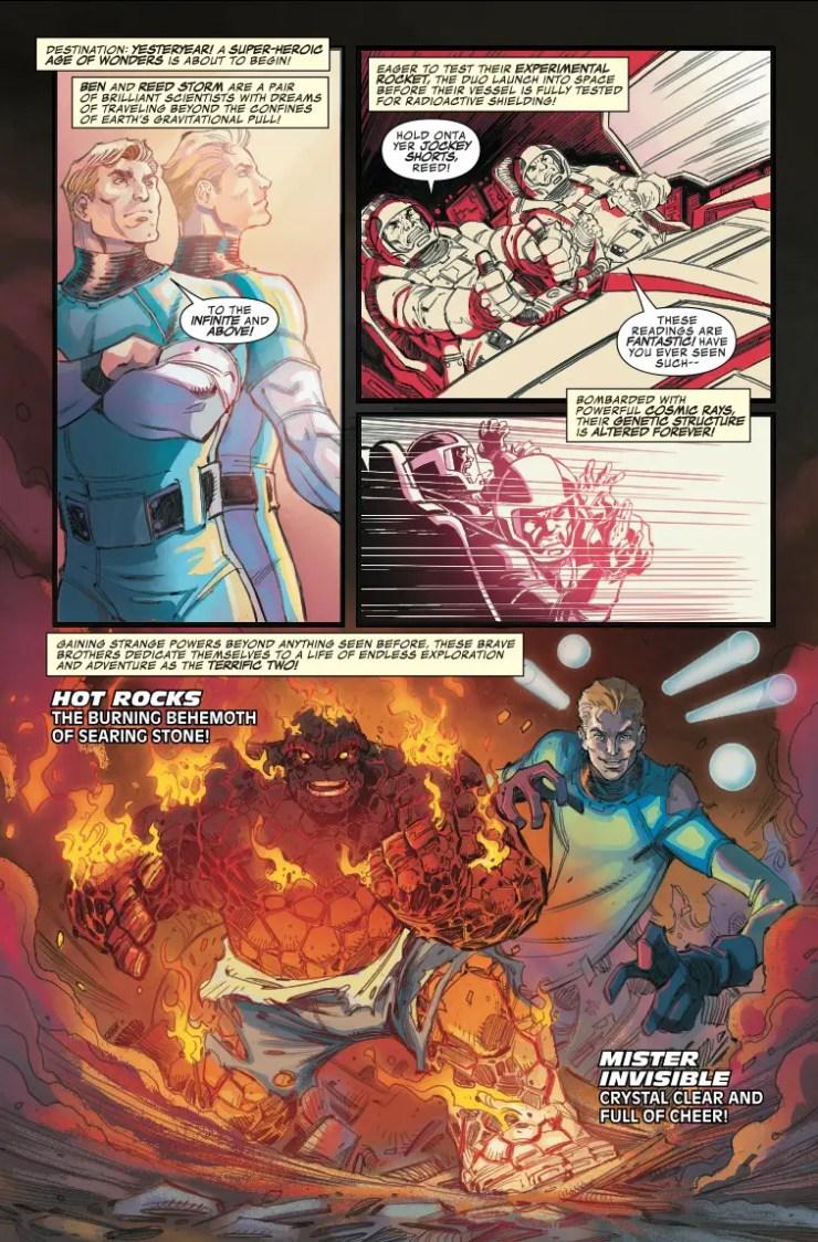 Marvel Preview: Infinity Warps #1