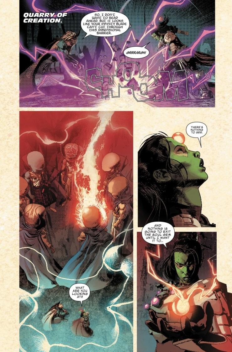 Marvel Preview: Infinity Wars #5