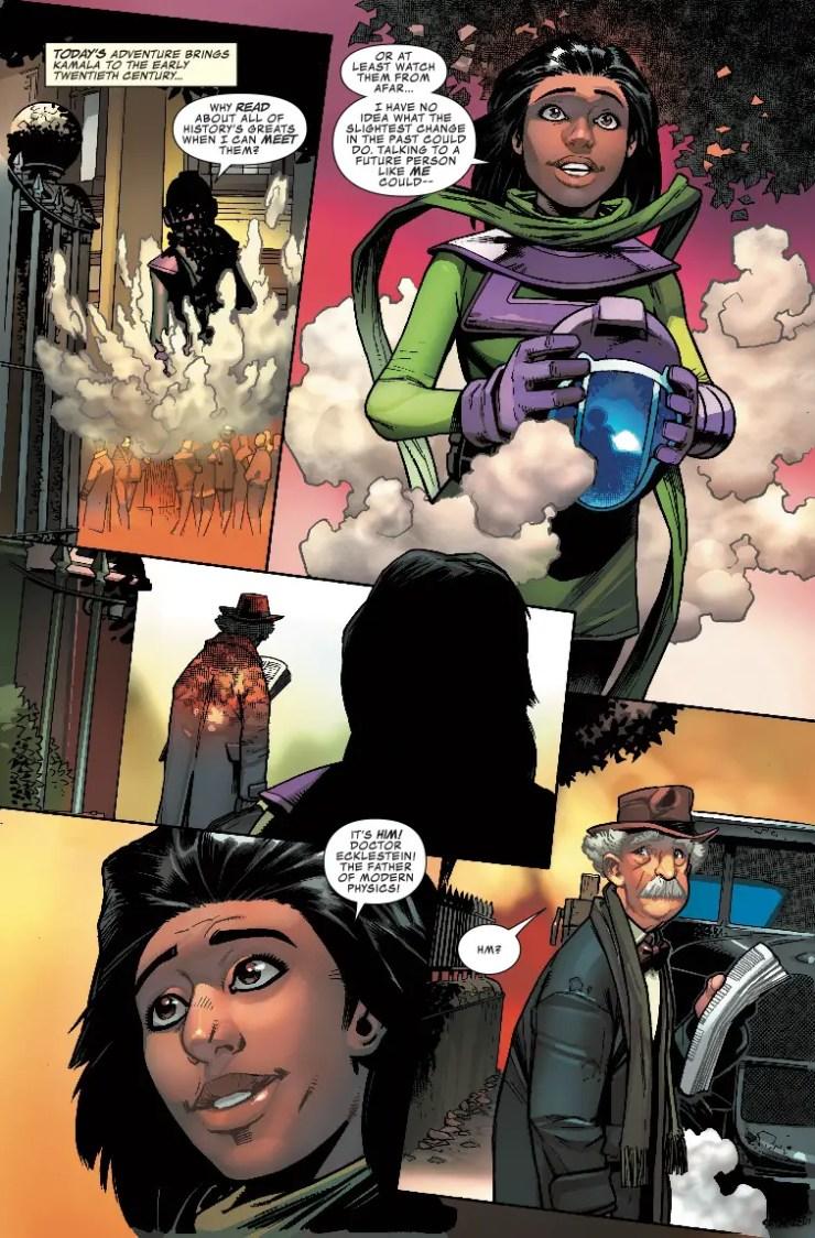 Marvel Preview: Infinity Wars: Infinity Warps #2