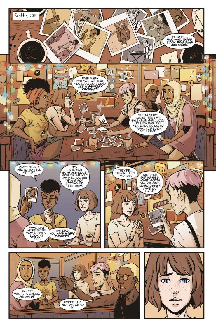 Life is Strange #1 Review