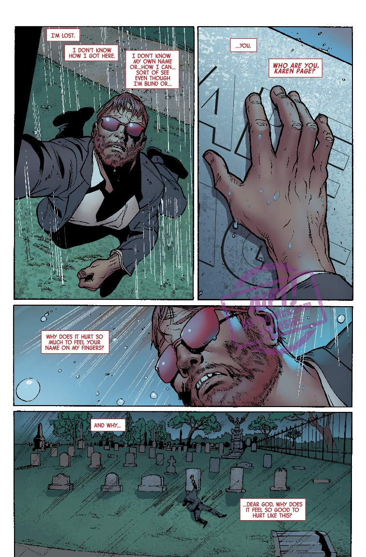 Marvel Knights: 20th #1 Review