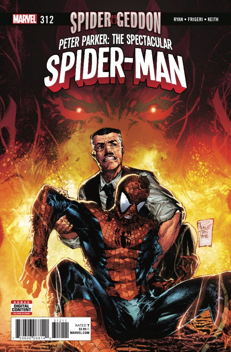 Marvel Preview: Peter Parker: The Spectacular Spider-Man #312