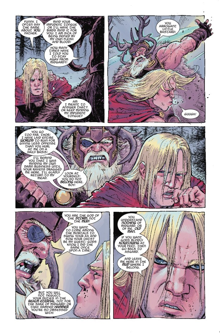 Marvel Preview: Thor #7