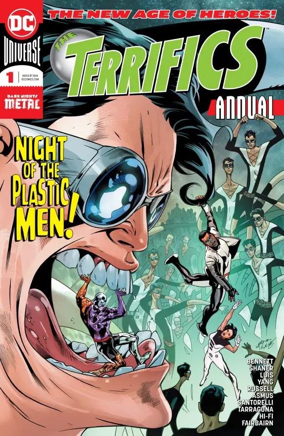 The Terrifics Annual #1 Review
