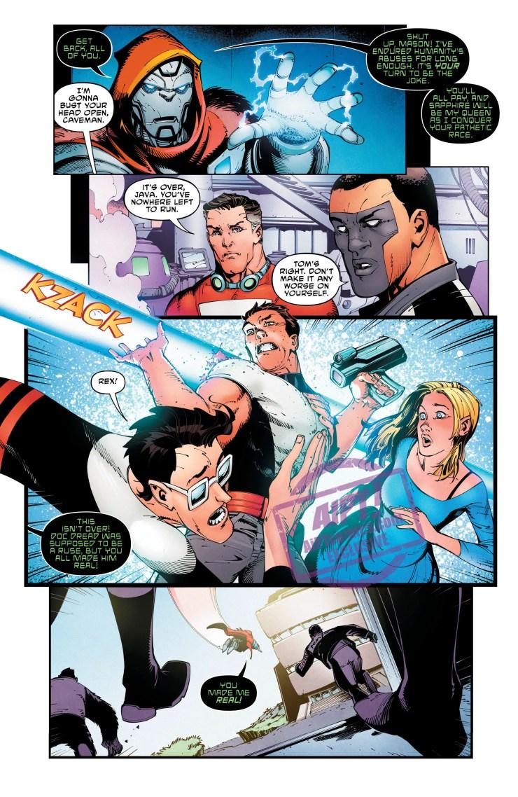 [EXCLUSIVE] DC Preview: The Terrifics #10