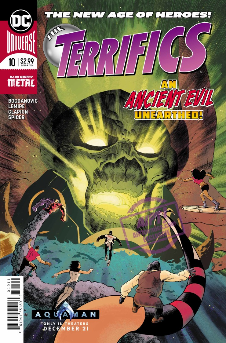 [EXCLUSIVE] DC Preview: The Terrifics #10