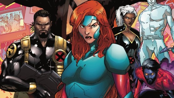 TYPHOID MARY has returned to Hell's Kitchen and taken over the neighborhood's psychiatric hospital, overwhelming Manhattan's most dangerous neighborhood with her unique telekinetic abilities. When mutants and humans alike get caught in the crossfire, the X-Men have no choice but to intervene... only to square off against THE AMAZING SPIDER-MAN?!