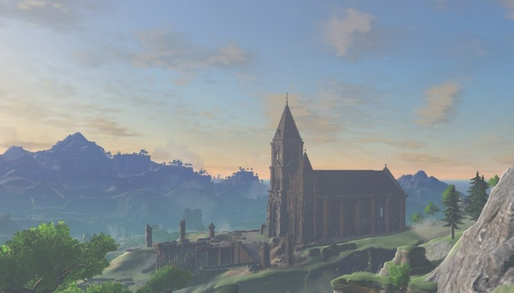 Eiji Aonuma explains why Breath of the Wild doesn't fit on the Zelda timeline.