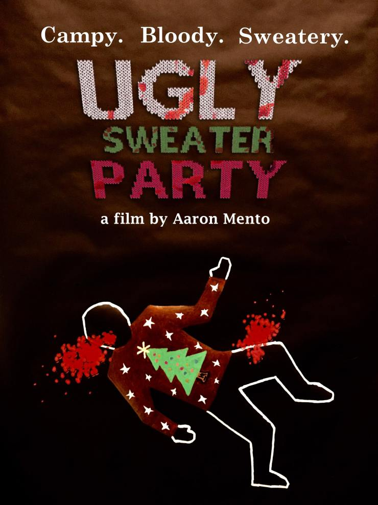 Aaron Mento director of 'Ugly Sweater Party' on fearless directors and dangerous insect encounters
