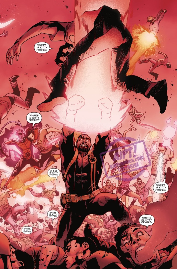 'Uncanny X-Men: X-Men Disassembled' review: The flagship X-Book makes a promising return
