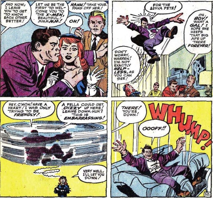 Reality Check:  The many ways Magneto has mastered magnetism