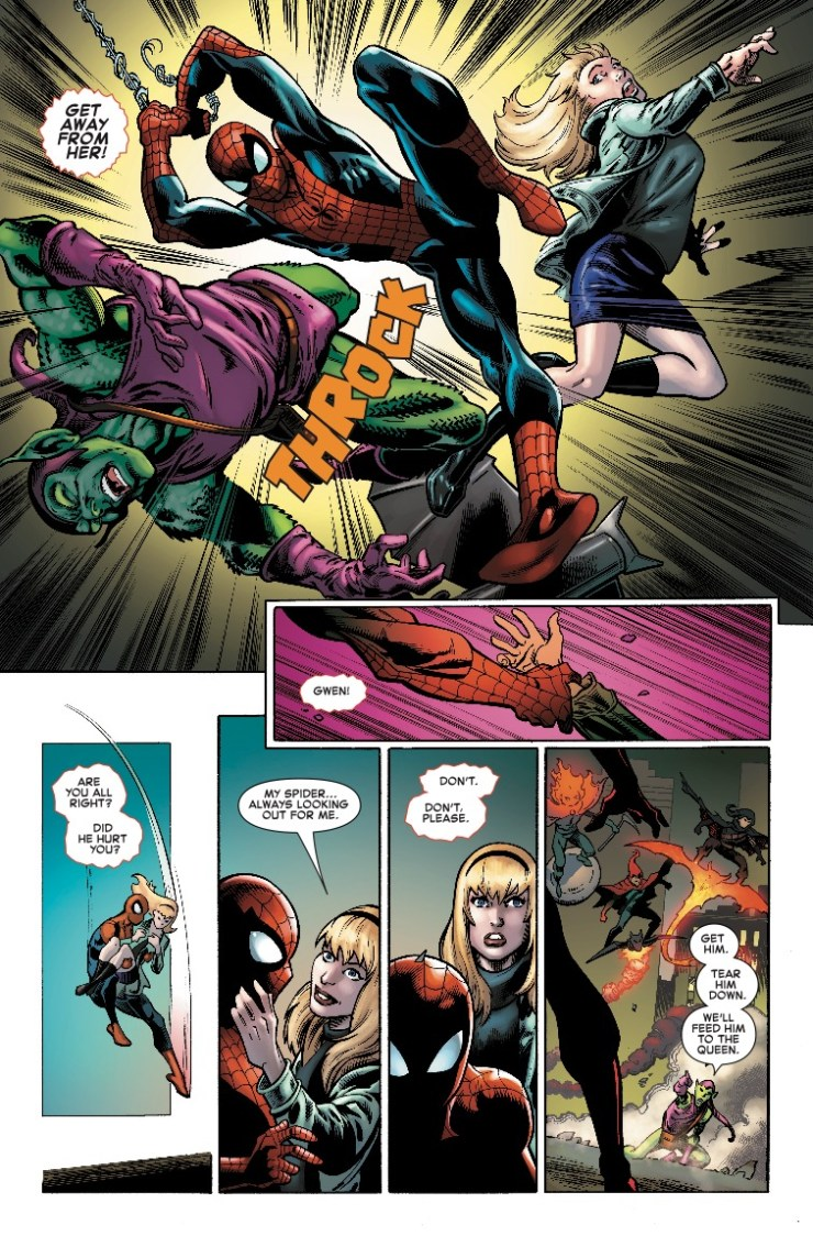 Marvel Preview: Vault Of Spiders #2