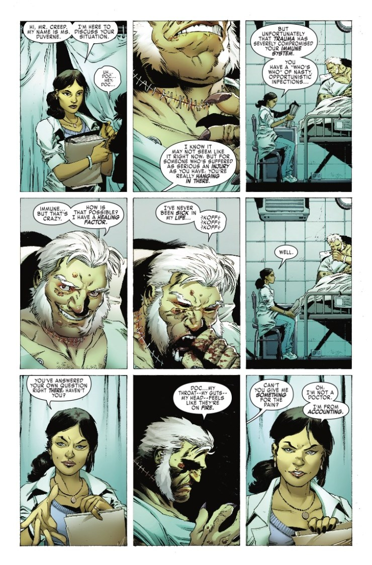 Marvel Preview: Weapon X #26