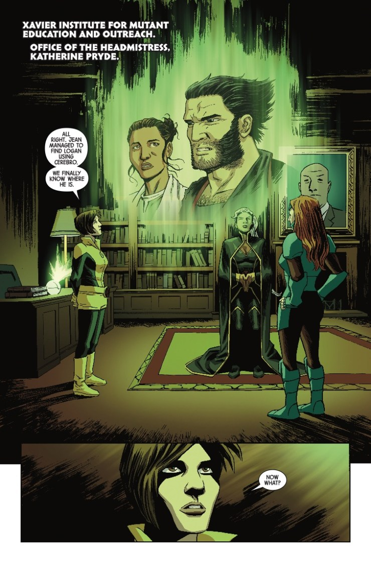 Return of Wolverine #3 Review