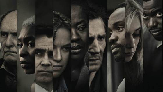 'Widows' is a very well done crime drama.