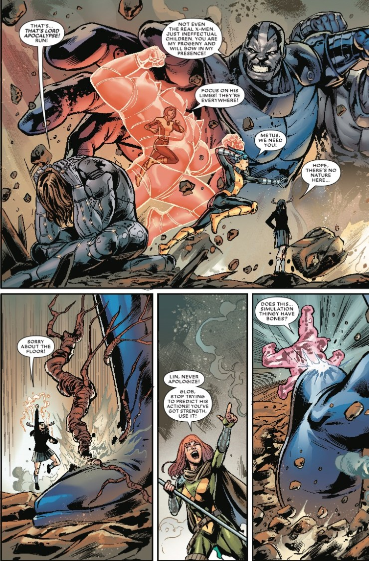 Marvel Preview: X-Men: The Exterminated #1