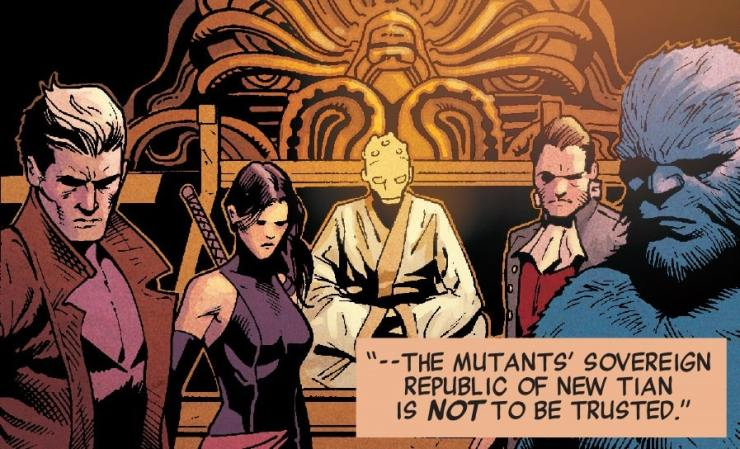 [OPINION] If X-Men mutation can be controlled, it's a moral duty to encourage more