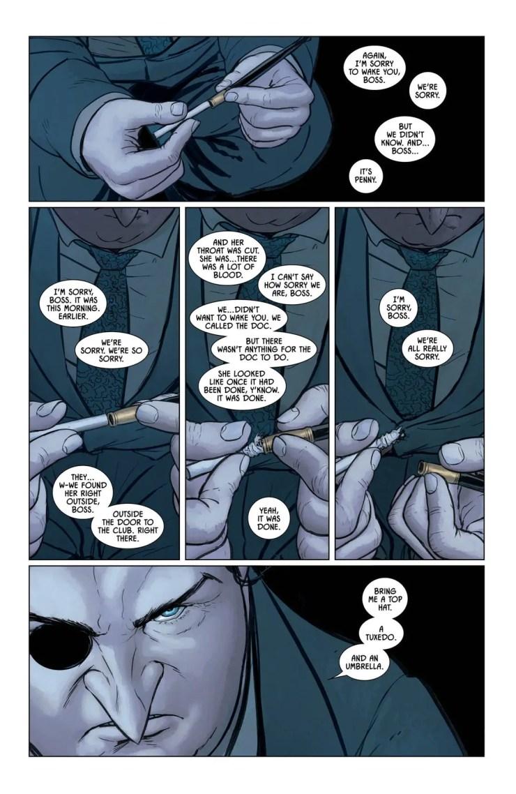 Batman #58 review: For these dead birds sigh a prayer