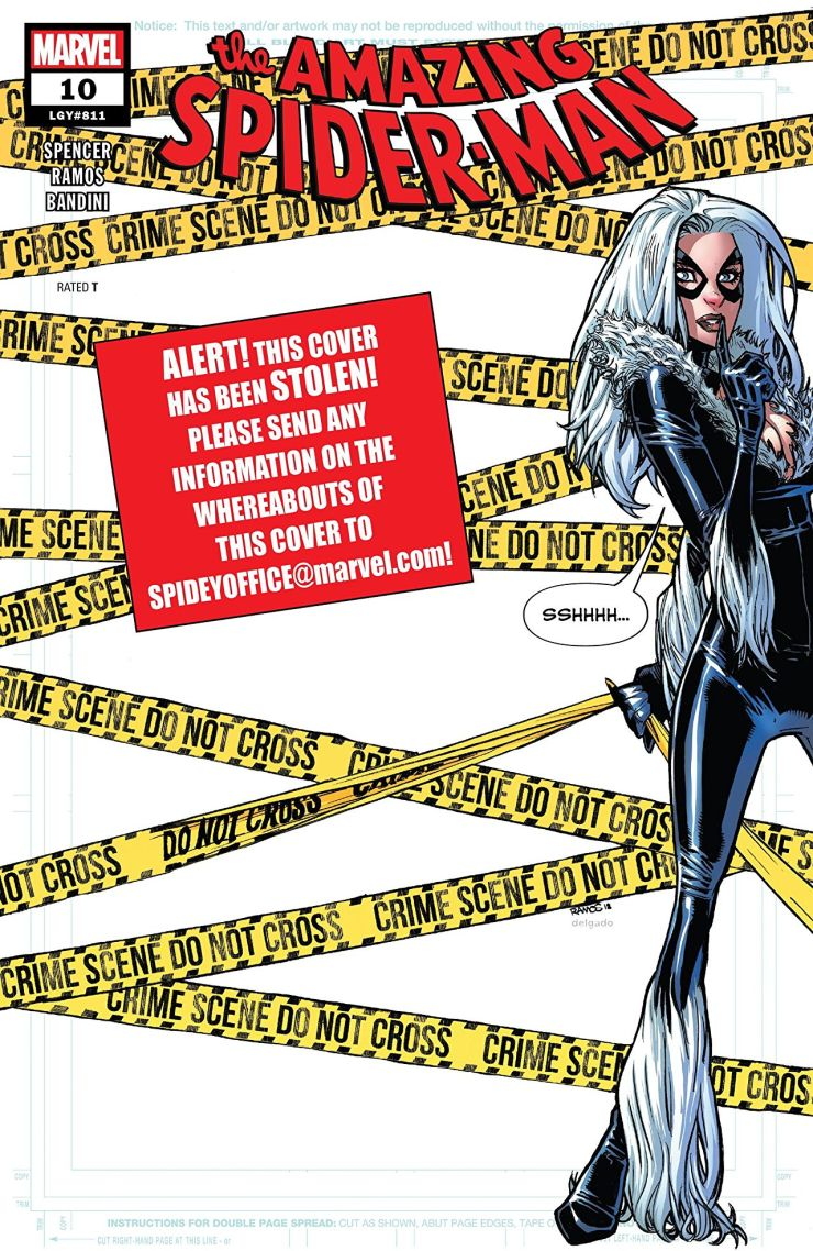 Marvel Preview: Amazing Spider-Man #10